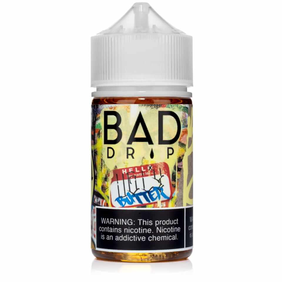 Ugly Butter by Bad Drip eJuice