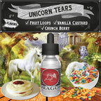 Unicorn Tears by Dragon Kosher Liquids eLiquid by Dragon Liquids - eJuice Wholesale on VapeRanger.com