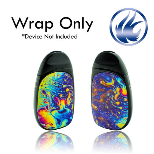 VCG Aspire Cobble Wraps: Oil Slick- VapeRanger Wholesale eLiquid/eJuice