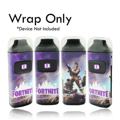VCG Aspire Breeze Wraps: Fortnite- VapeRanger Wholesale eLiquid/eJuice
