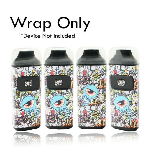 VCG Aspire Breeze Wraps: Graffiti #1- VapeRanger Wholesale eLiquid/eJuice