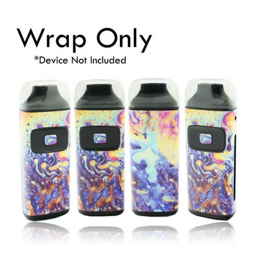 VCG Aspire Breeze Wraps: Oil Slick- VapeRanger Wholesale eLiquid/eJuice