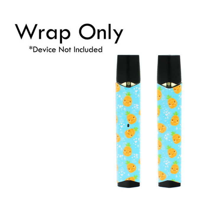VCG Infinix Wraps: Pineapples Wholesale eLiquid | eJuice Wholesale VapeRanger