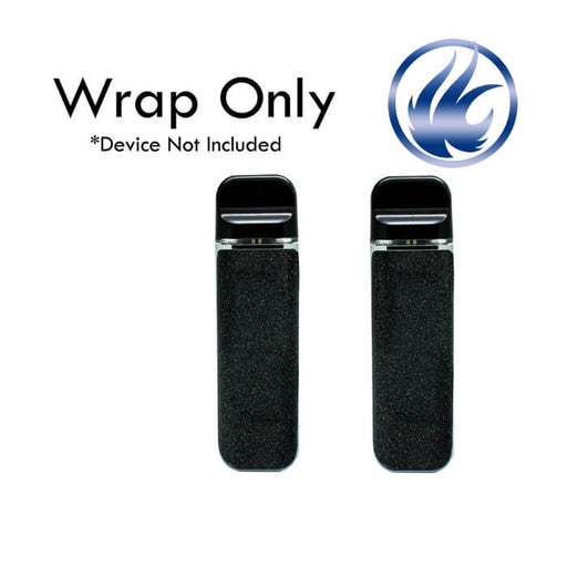 VCG Smok Novo Wraps: Black Glitter- VapeRanger Wholesale eLiquid/eJuice