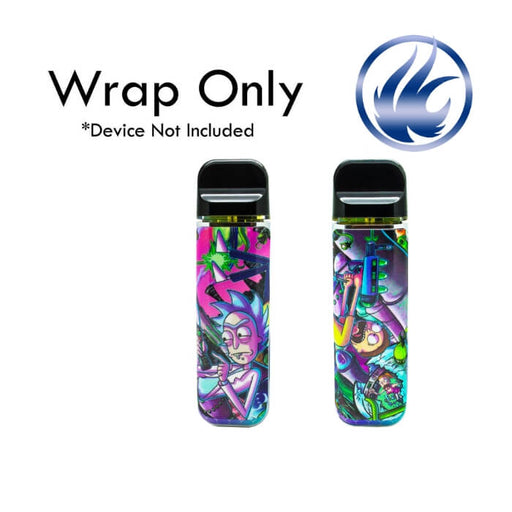 VCG Smok Novo Wraps: Rick And Morty- VapeRanger Wholesale eLiquid/eJuice