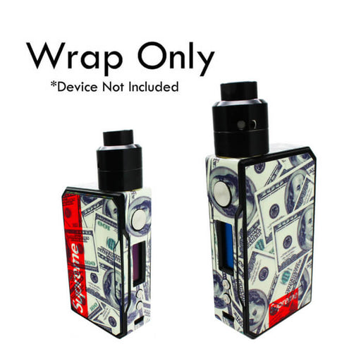 VCG VooPoo Drag Wraps: Supreme- VapeRanger Wholesale eLiquid/eJuice