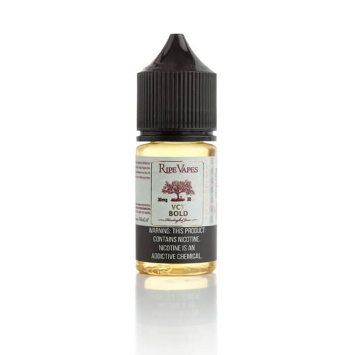 VCT Bold Nicotine Salt by Ripe Vapes Handcrafted Saltz Joose- VapeRanger Wholesale eLiquid/eJuice
