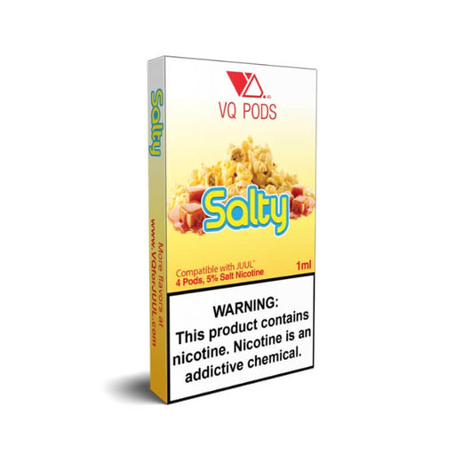 VQ Pods Salty- VapeRanger Wholesale eLiquid/eJuice