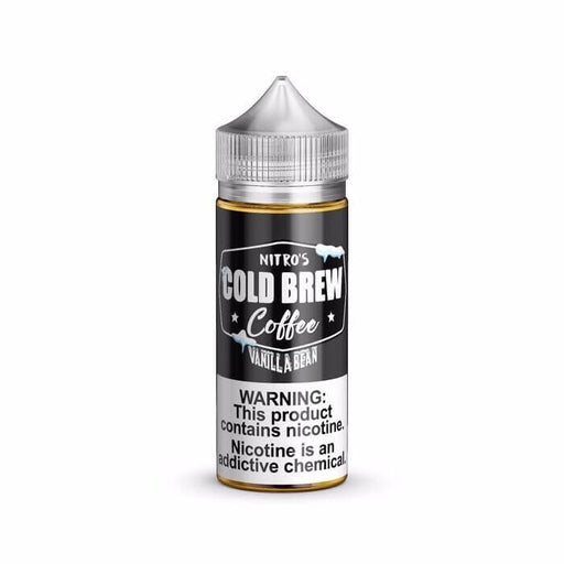 Vanilla Bean by Nitro's Cold Brew eJuice- VapeRanger Wholesale eLiquid/eJuice