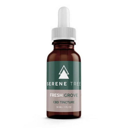 Vape Craft CBD Serene Tree Fresh Grove Tincture- VapeRanger Wholesale eLiquid/eJuice