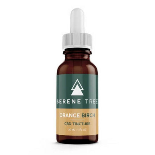 Vape Craft CBD Serene Tree Orange Birch Tincture- VapeRanger Wholesale eLiquid/eJuice