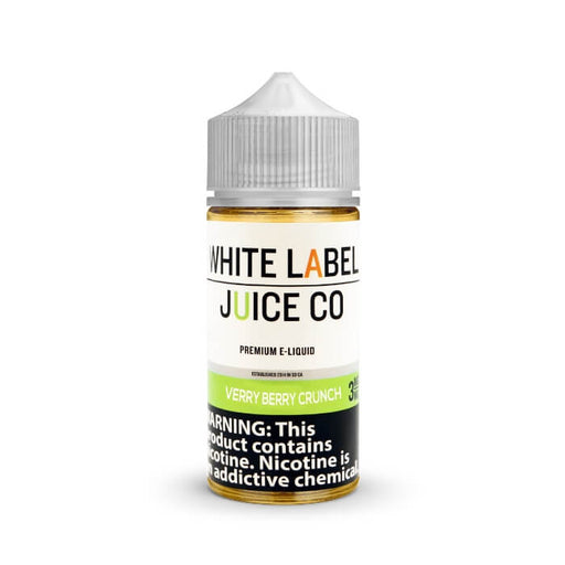 Very Berry Crunch by White Label Juice Co- VapeRanger Wholesale eLiquid/eJuice