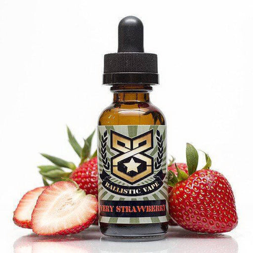 Very Strawberry by Ballistic Vape Master Collection- VapeRanger Wholesale eLiquid/eJuice