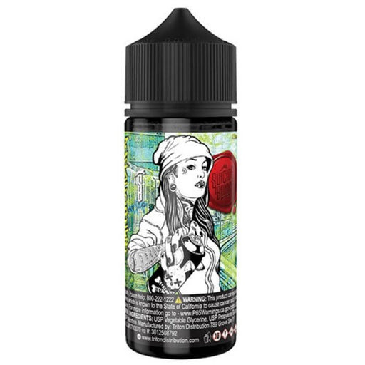 Wanderlust by Suicide Bunny E-Liquid- VapeRanger Wholesale eLiquid/eJuice