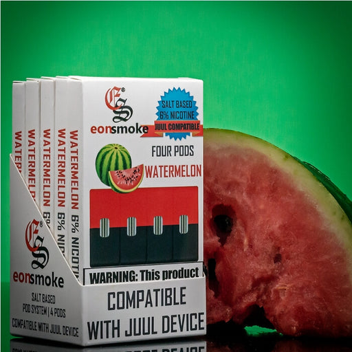 Eonsmoke Watermelon Nicotine Salt Pods- VapeRanger Wholesale eLiquid/eJuice