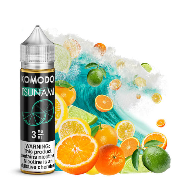 Tsunami by Komodo eJuice