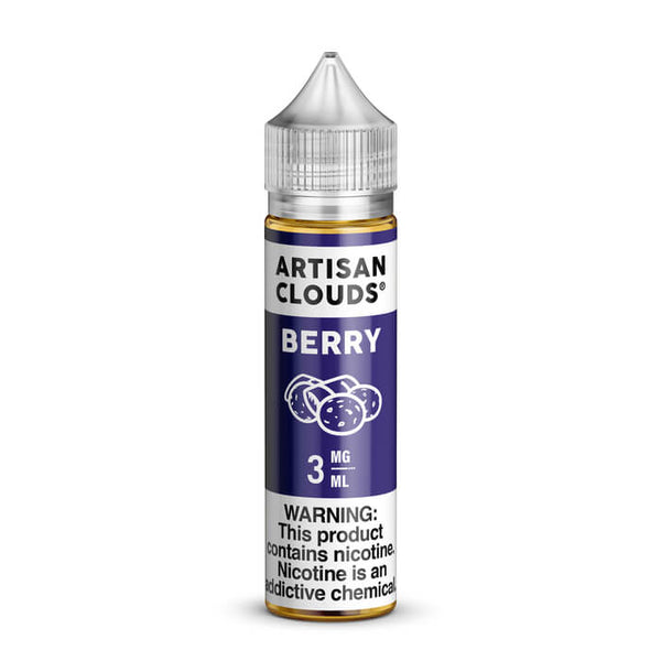 Berry by Artisan Clouds eJuice #1