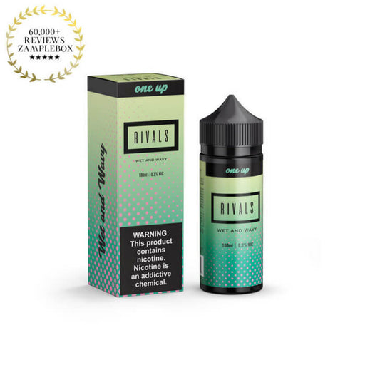 Wet N Wavy Rivals by OneUp Vapors- VapeRanger Wholesale eLiquid/eJuice
