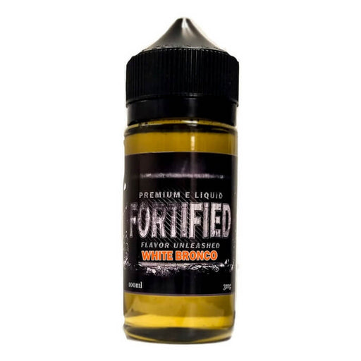 White Bronco by Fortified E-Liquid- VapeRanger Wholesale eLiquid/eJuice
