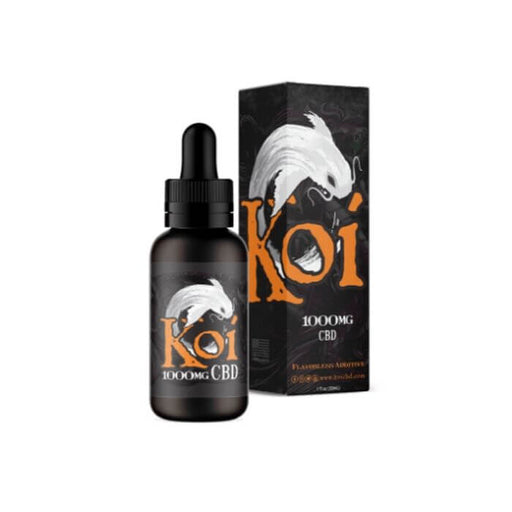 Koi CBD White CBD Vape Juice- VapeRanger Wholesale eLiquid/eJuice