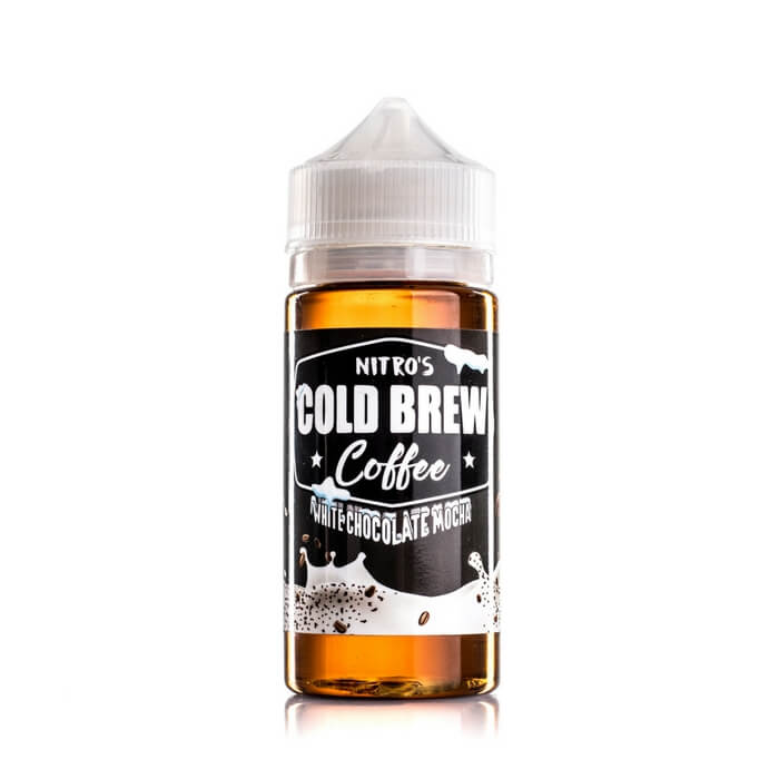 White Chocolate Mocha by Nitro's Cold Brew eJuice #1