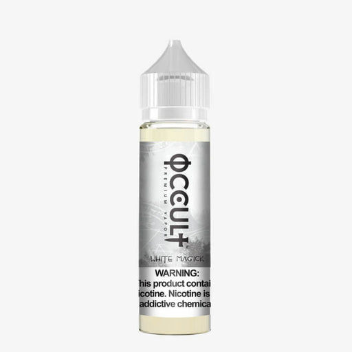 White Magick by Occult Premium Vapor- VapeRanger Wholesale eLiquid/eJuice