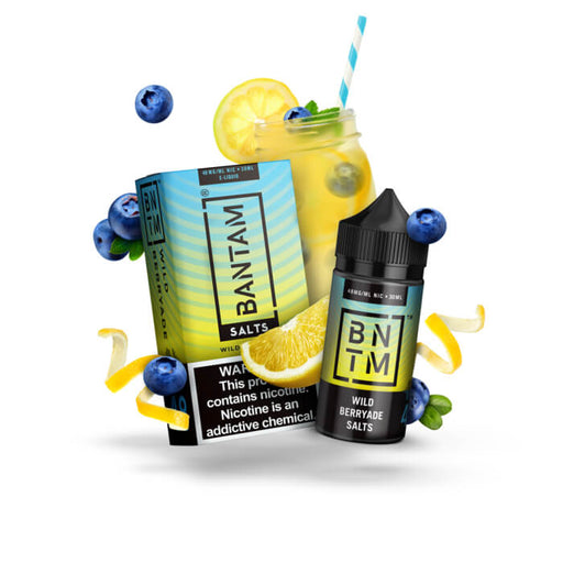 Wild Berryade by Bantam Nicotine Salt E-Liquid- VapeRanger Wholesale eLiquid/eJuice