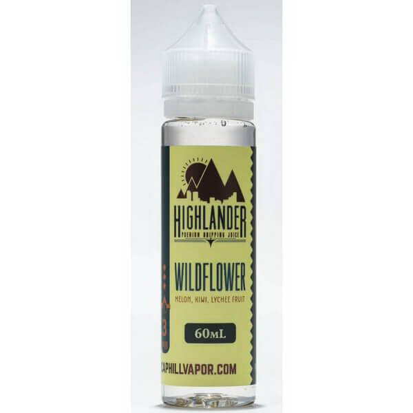 Wildflower by Highlander Premium Dripping Juice E-Juice