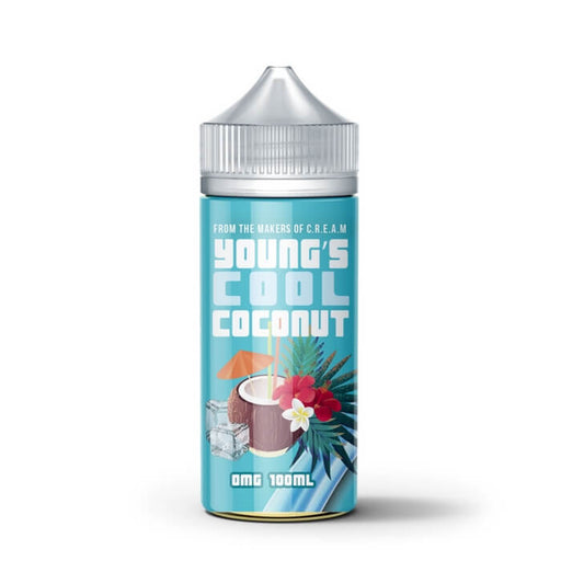 Young's Cool Coconut by C.R.E.A.M E-Juice- VapeRanger Wholesale eLiquid/eJuice