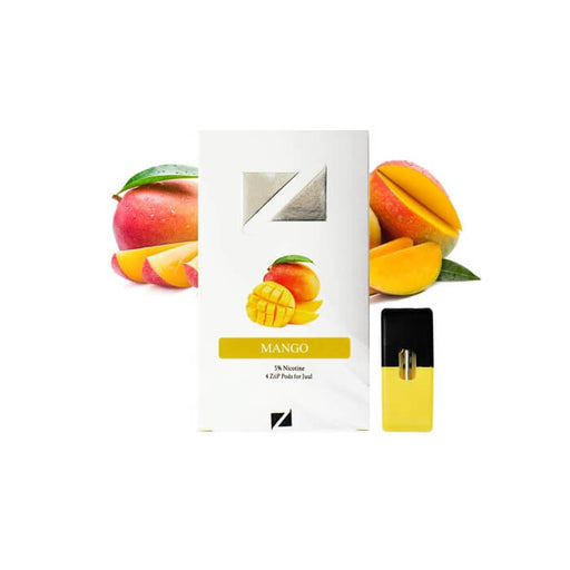 Ziip Pods Mango- VapeRanger Wholesale eLiquid/eJuice