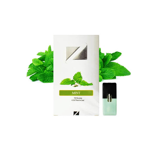 Ziip Pods Mint- VapeRanger Wholesale eLiquid/eJuice