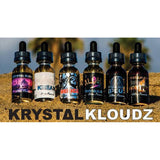 Krystal Kloudz E-Liquid Sample Pack #1