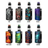 VooPoo DRAG 2 177W TC Full Kit - Resin Edition (Black Frame)- VapeRanger Wholesale eLiquid/eJuice