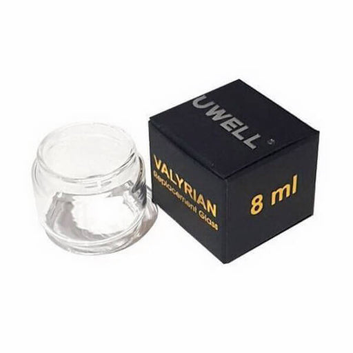 Uwell Valyrian 8ml Replacement Glass Tube- VapeRanger Wholesale eLiquid/eJuice