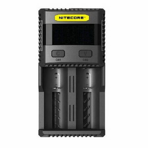 Nitecore SC2 Battery Charger- VapeRanger Wholesale eLiquid/eJuice