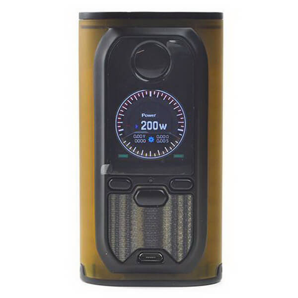 Modefined Lyra 200W TC Box Mod (Ultem Body) Wholesale eLiquid | eJuice Wholesale VapeRanger