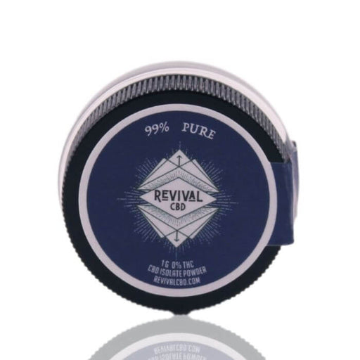 Revival CBD All-Natural Isolate Powder- VapeRanger Wholesale eLiquid/eJuice