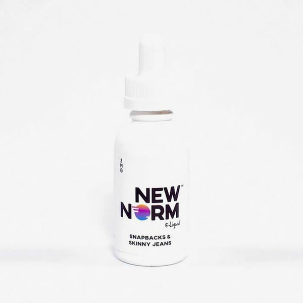 Snapbacks & Skinny Jeans by New Norm E-Liquid #2