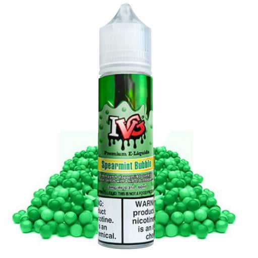 Spearmint Bubble by IVG Premium E-Liquids- VapeRanger Wholesale eLiquid/eJuice