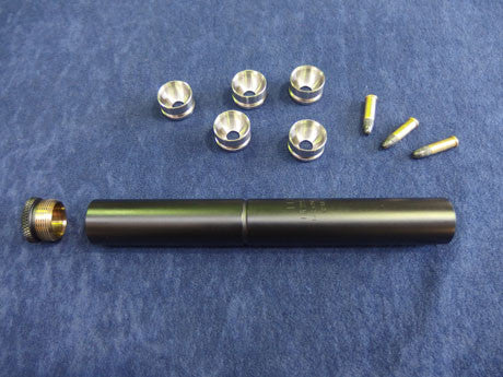 LR 22 ST Muzzle Cans (For HV Or Sub-Sonic)