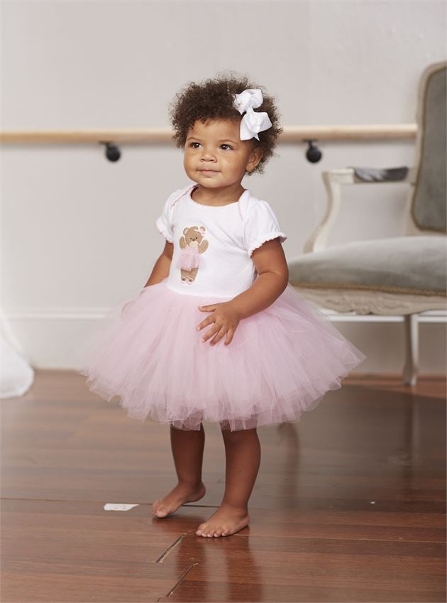 Mud Pie Ballerina Infant, Baby Girls' Tutu Dress