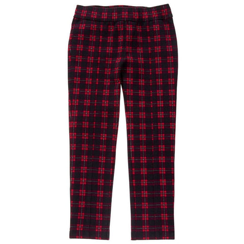 Gymboree Fall/WInter/Spring Holiday Plaid Plaid Pants - Girls Size:7