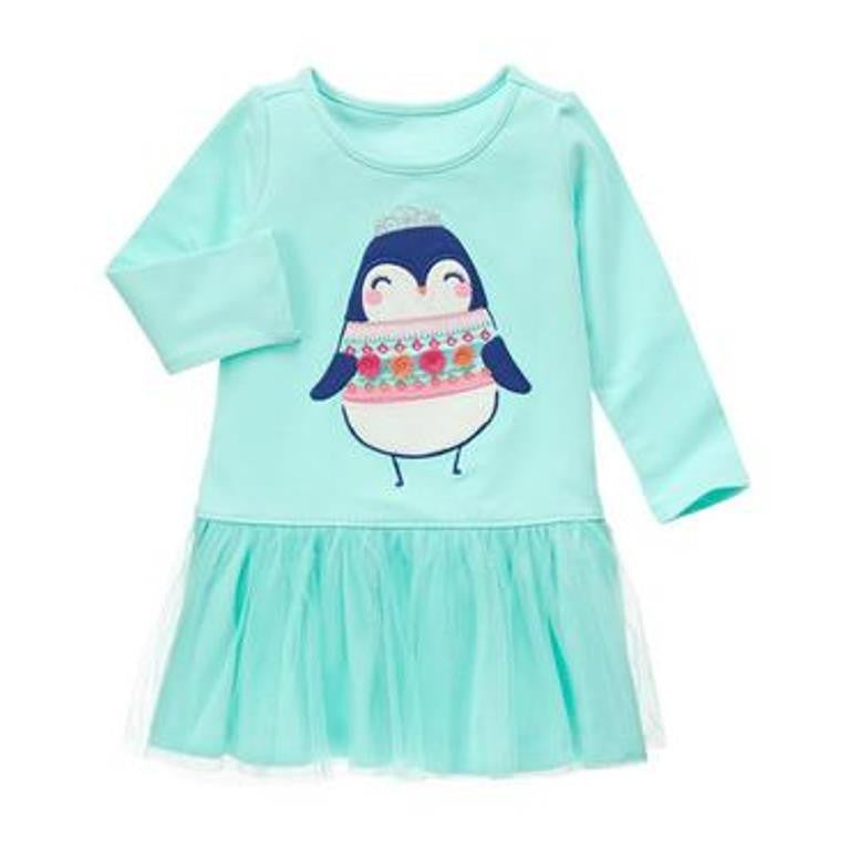 Gymboree Penguin Tutu Dress - Toddler Girl 2T