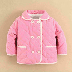 MOM and BAB Infant Baby Girl Jacket Size:12M (Fitting for 9-12 or 6-9M) - LinaAndMickey