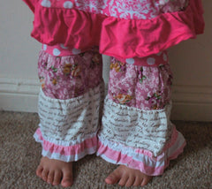 Adorable Toddler And Girls Outfit Twins Size: 2T,  4T, 5T, 6T, 7T