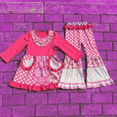 Adorable Infant,Baby,Toddler And Girls Outfit Twins Sizes: 2T-7T MSRP: $70 - LinaAndMickey