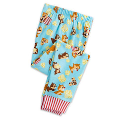 Disney Store Chip 'n Dale PJ PALS Pajamas for Girls Blue Size:2