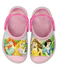 Disney Princess Ballerina Pink Clog - Toddler And Girls C4C5, C6C7, C12C13, J1