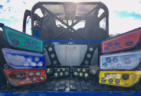 EDGE2 Series - RZR Headlights