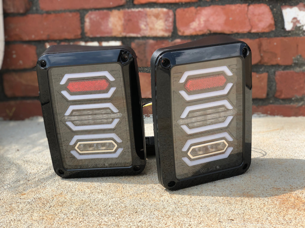 Odyssey Series Taillights